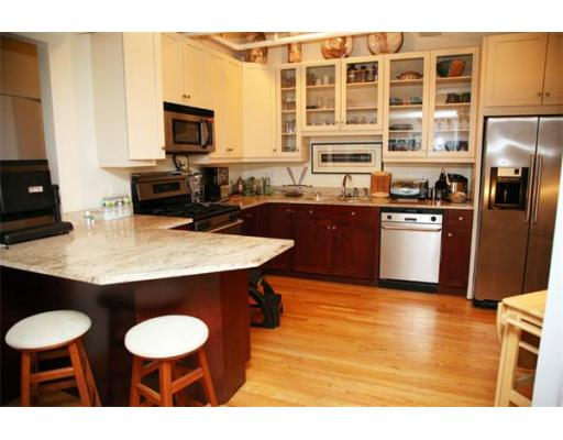 2,121 square foot,1 Bedroom Condo in North End
